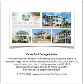 Oceanfront Cottage Rentals