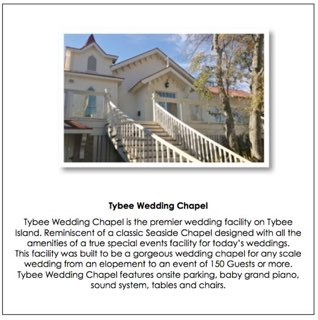 Tybee Wedding Chapel
