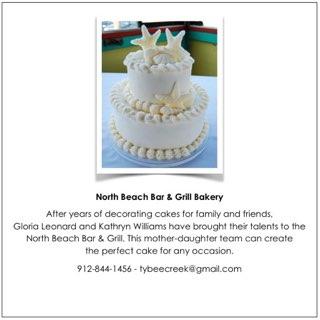 Cakes - North Beach Bar & Grill Bakery